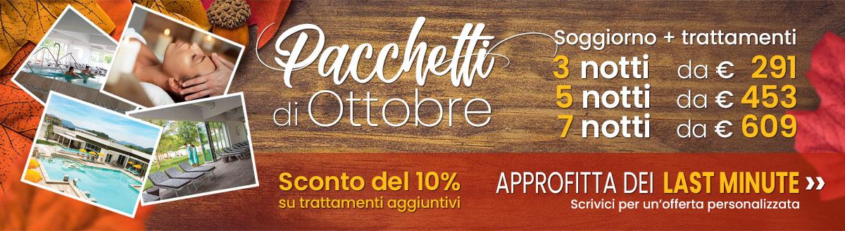 Offerte Hotel Abano Terme Ottobre